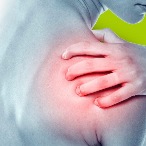 Alleviare il dolore alla spalla - agopuntura a padova